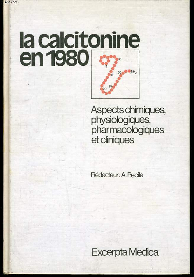LA CALCITONINE EN 1980