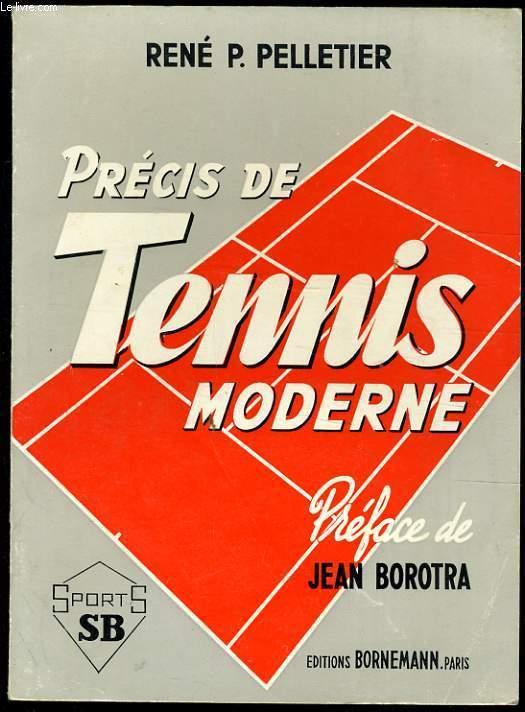 PRECIS DE TENNIS MODERNE