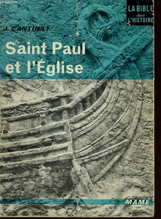 SAINT PAUL ET L'EGLISE