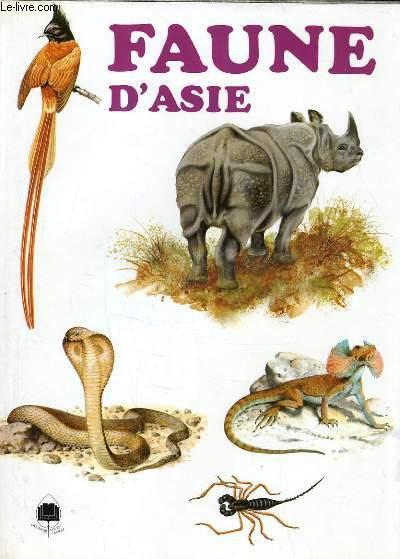 FAUNE D'ASIE