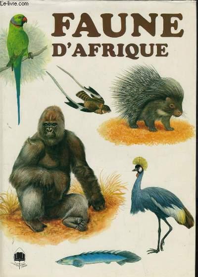FAUNE D'AFRIQUE