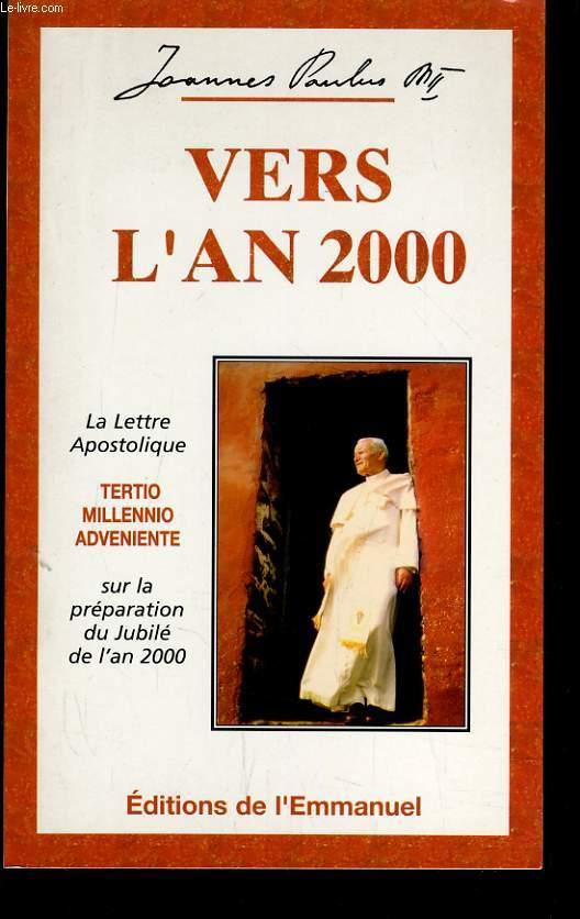 VERS L'AN 2000