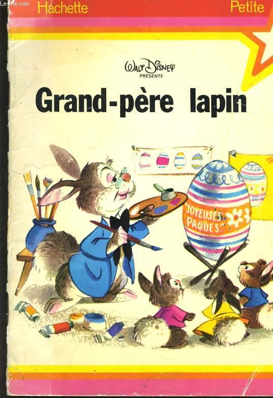 GRAND-PERE LAPIN