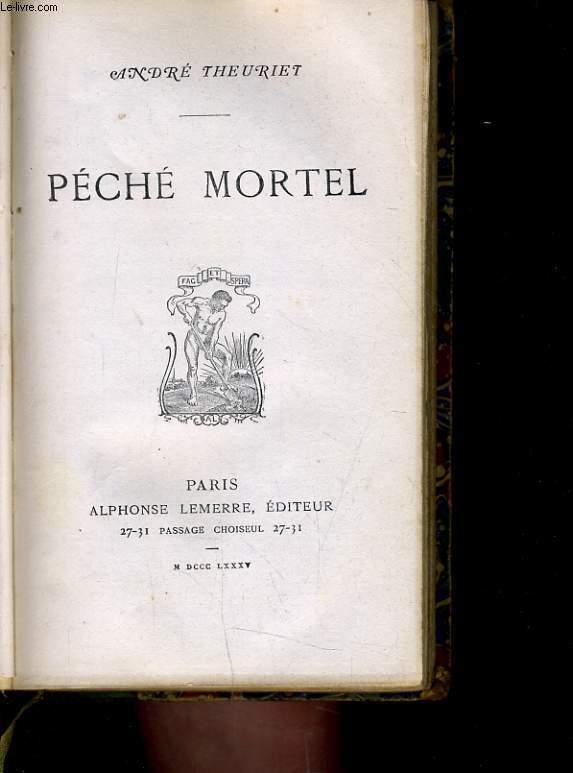 PECHE MORTEL