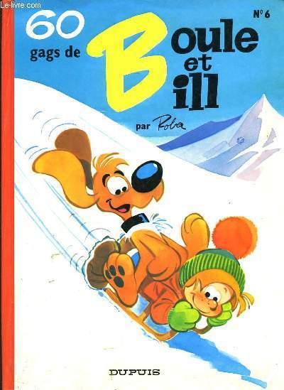 60 GAGS DE BOULE ET BILL N°6