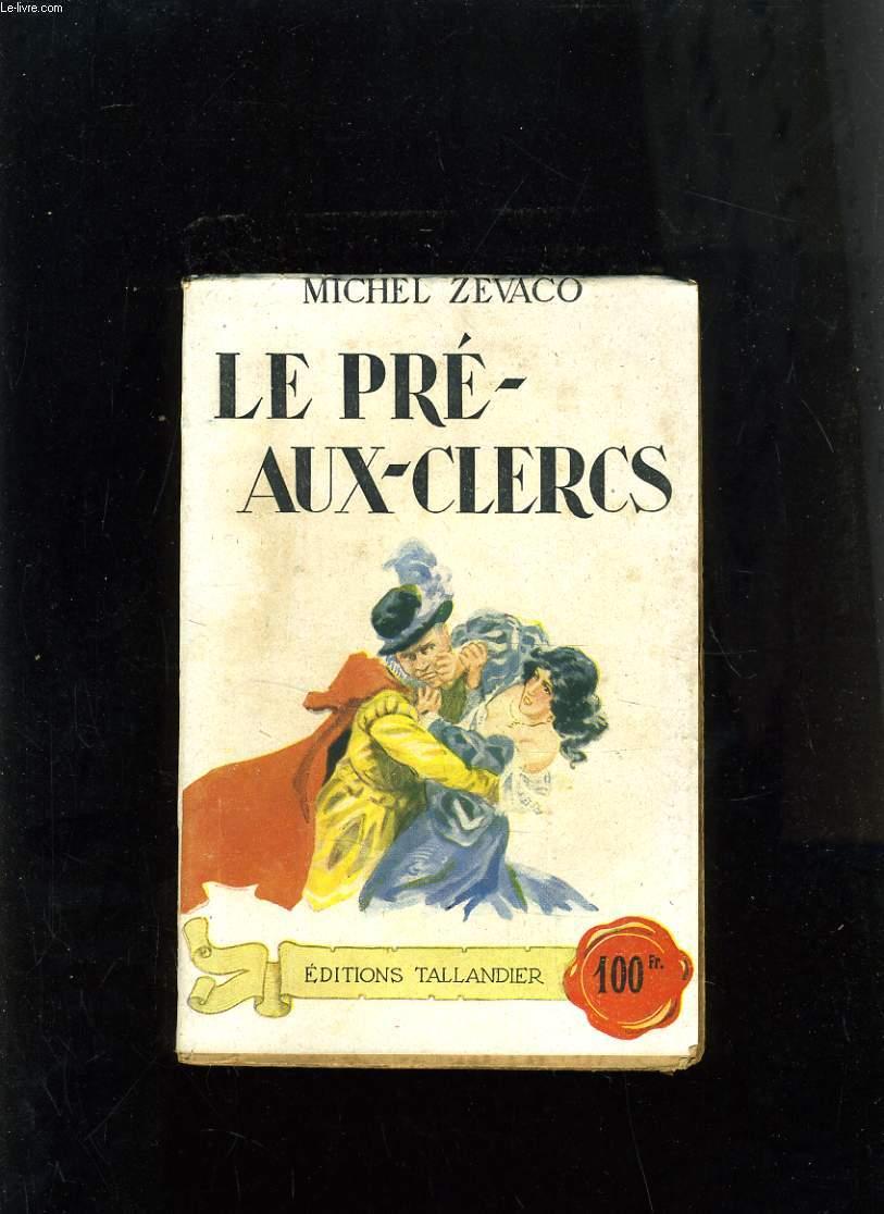 LE PRE-AUX-CLERCS