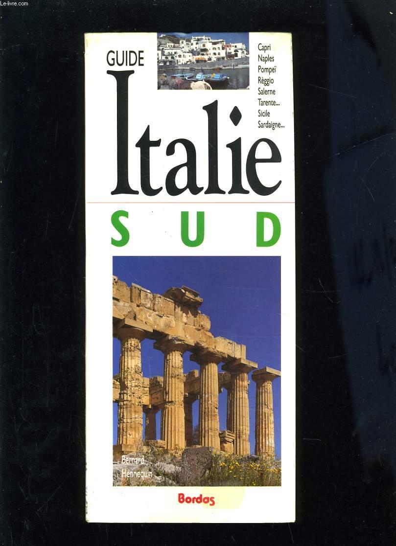 GUIDE ITALIE SUD