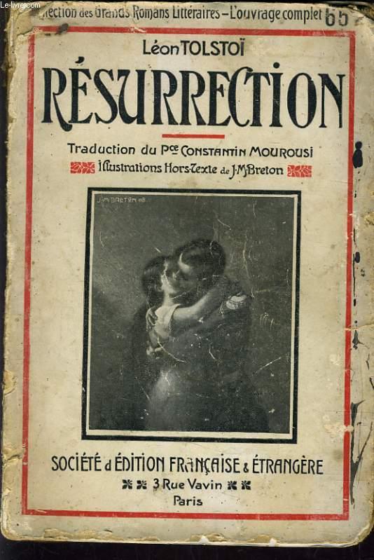 RESURRRECTION.