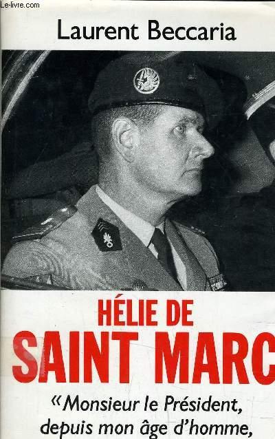 HELIE DE SAINT MARC.