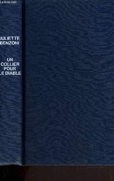 LE GERFAULT DES BRUMES - TOME 2 : UN COLLIER POUR LE DIABLE.