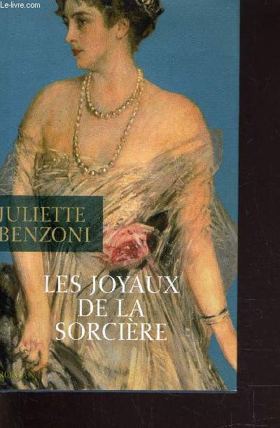 LES JOYAUX DE LA SORCIERE.