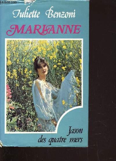MARIANNE - JASON DES QUATRE MERS.