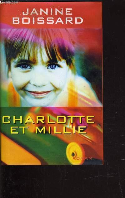 CHARLOTTE ET MILLIE.
