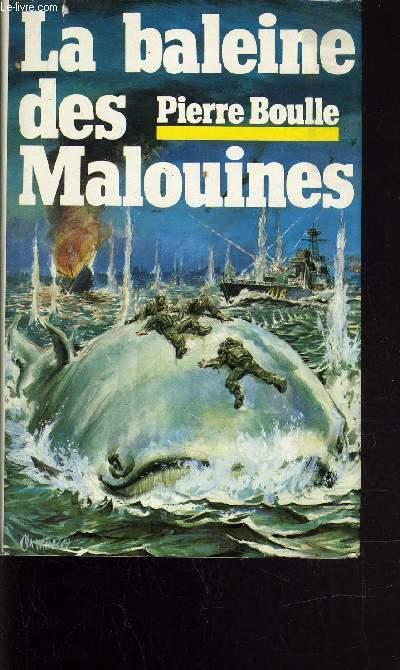 LA BALEINE DES MALOUINES.