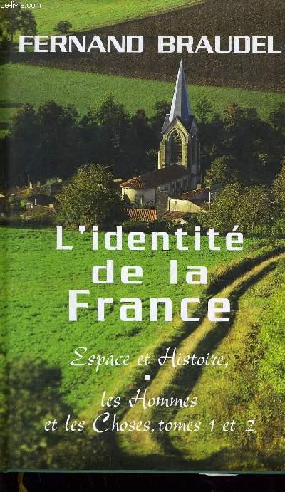 L'IDENTITE DE LA FRANCE.