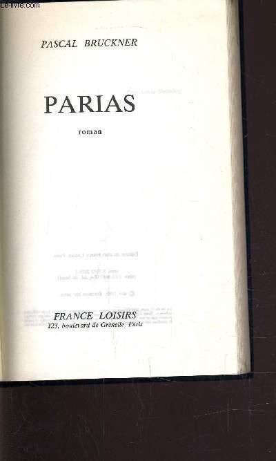 PARIAS.