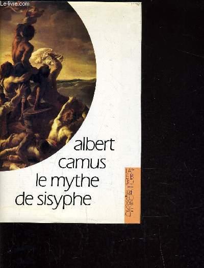 LE MYTHE DE SISYPHE.