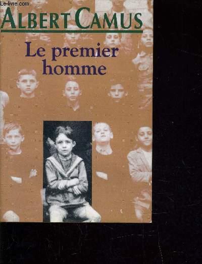 LE PREMIER HOMME.