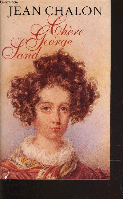 CHERE GEORGES SAND.