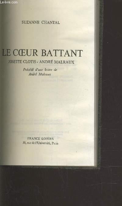 LE COEUR BATTANT.
