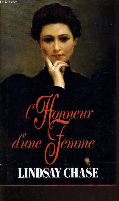 L'HONNEUR D'UNE FEMME.