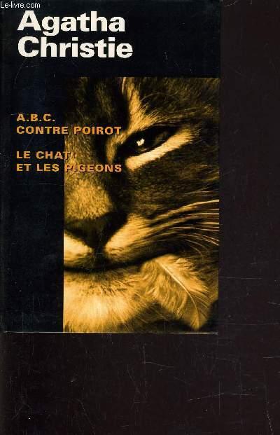 ABC CONTRE POIROT - LE CHAT ET LES PIGEONS.