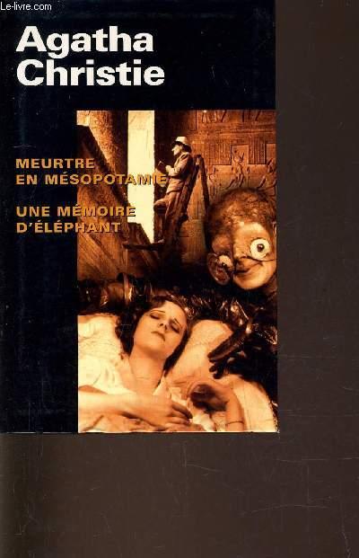 MEURTRE EN MESOPOTAMIE - UNE MEMOIRE D'ELEPHANT.