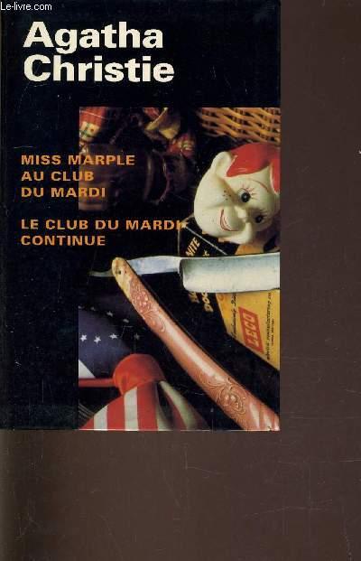 MISS MARPLE AU CLUB DU MARDI - LE CLUB DU MARDI CONTINUE.