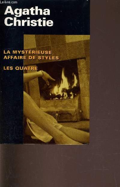 LA MYSTERIEUSE AFFAIRE DE STYLES - LES QUATRE.