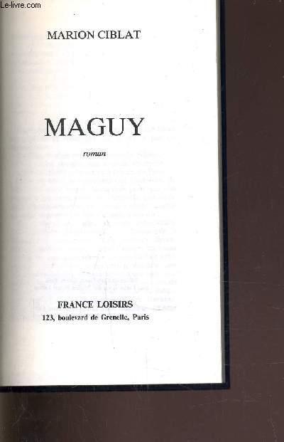 MAGUY.