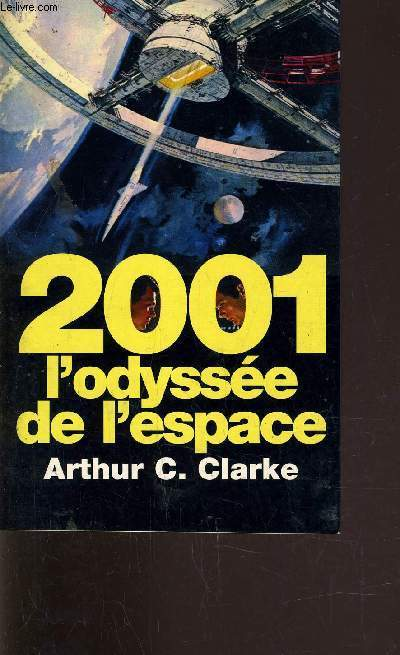 2001 L'ODYSSEE DE L'ESPACE.