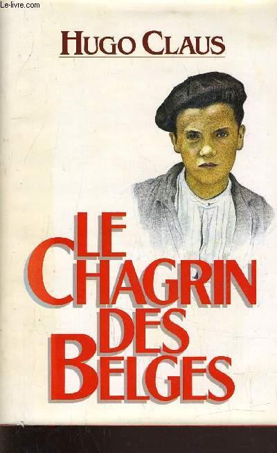 LE CHAGRIN DES BELGES.