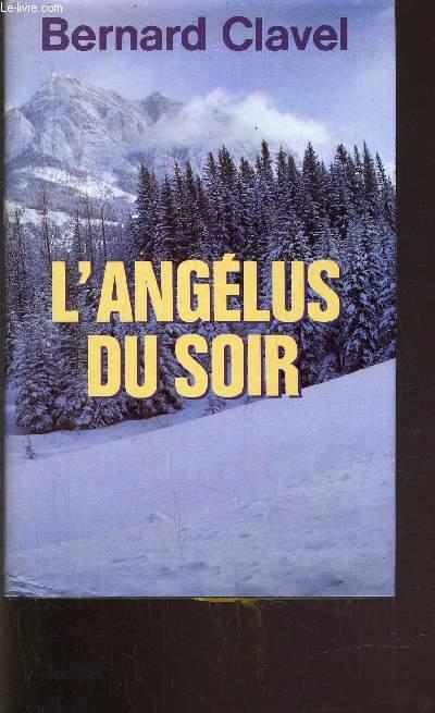 L'ANGELUS DU SOIR.
