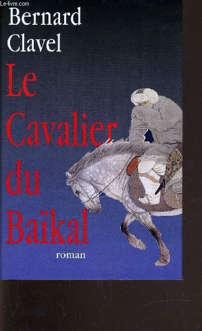 LE CAVALIER DU BAIKAL.