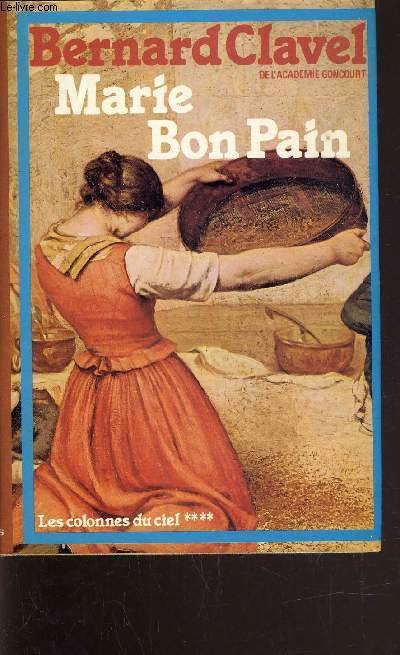 MARIE BON PAIN.
