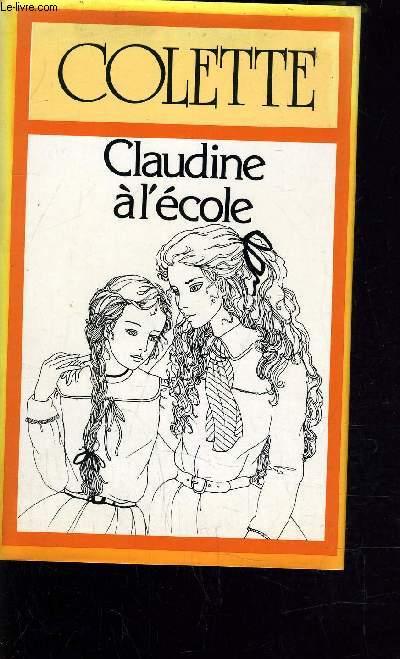 CLAUDINE A L'ECOLE.