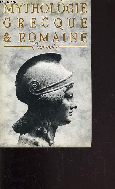 MYTHOLOGIE GRACQUE ET ROMAINE.