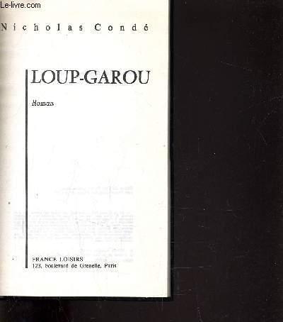 LOUP GAROU.