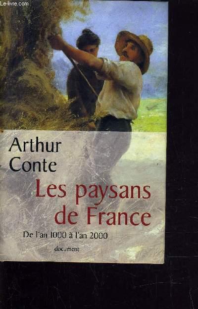 LES PAYSANS DE FRANCE.