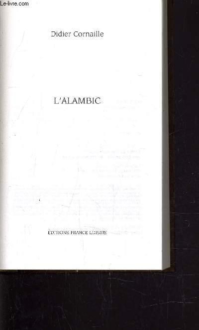 L'ALAMBIC.