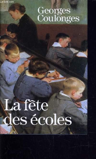 LA FETE DES ECOLES.
