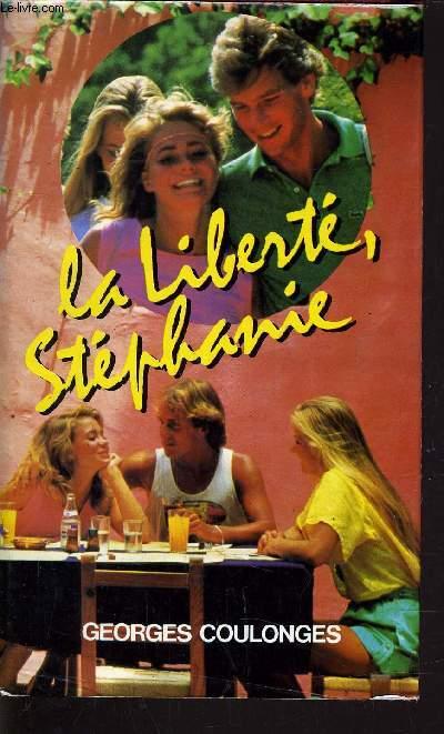 LA LIBERTE, STEPHANIE.