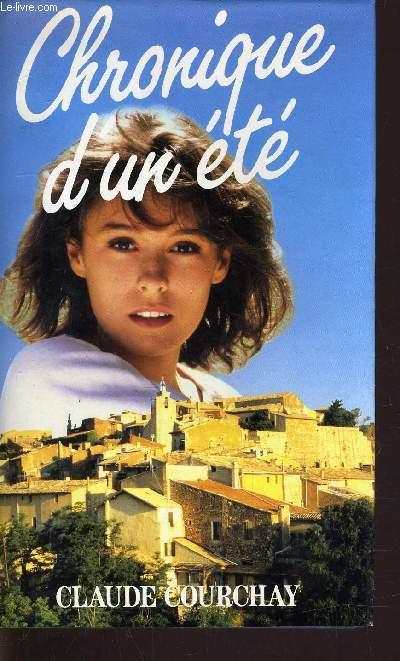 CHRONIQUE D'UN ETE.