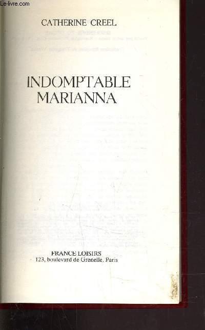 INDOMPTABLE MARIANNA.