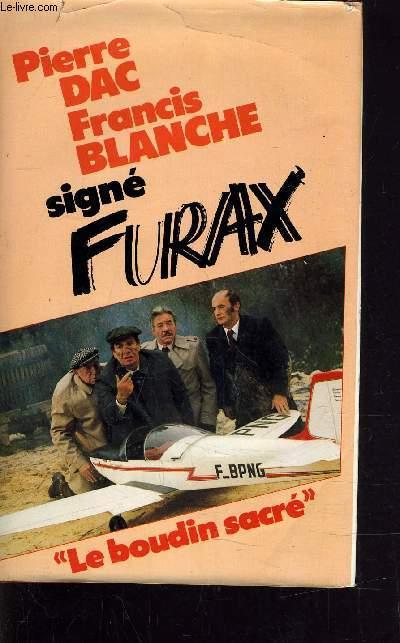 SIGNE FURAX.