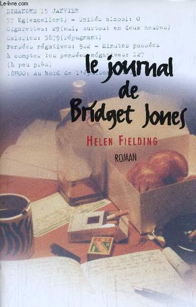 LE JOURNAL DE BRIDGET JONE.
