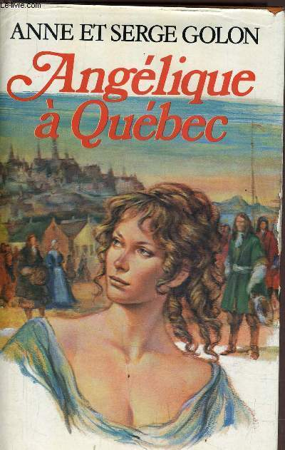 ANGELIQUE A QUEBEC.
