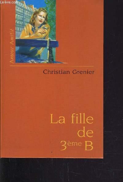 LA FILLE DE 3EME B.