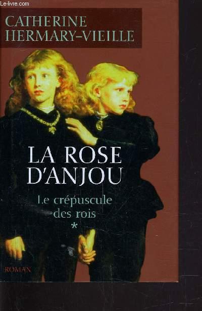 LA ROSE D'ANJOU.