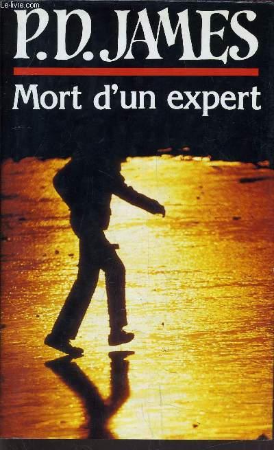 MORT D'UN EXPERT.